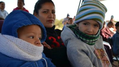 Llegan las temperaturas bajas a Sinaloa | 'A abrigarse' recomienda Protección Civil