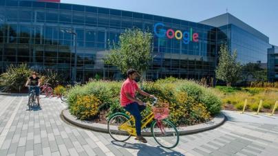 Ya nadie se salva   A Google también le roban las bicicletas