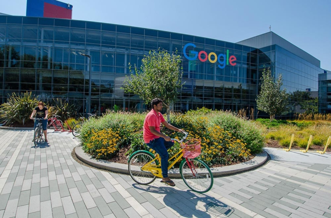 Ya nadie se salva | A Google también le roban las bicicletas