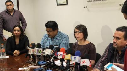 Registra IEES 15 candidaturas independientes para el próximo proceso electoral en Sinaloa