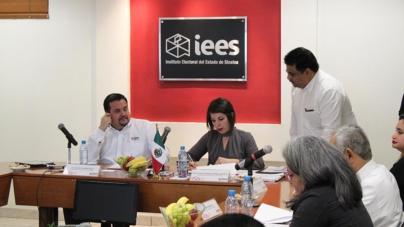 Aprueba IEES tres coaliciones para el proceso electoral 2017-2018