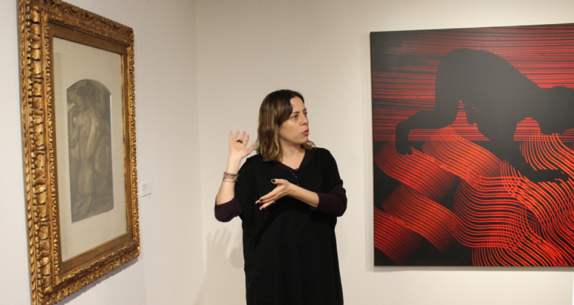 Modulaciones: diálogos del arte