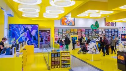 LEGO abrirá su primera tienda oficial en México