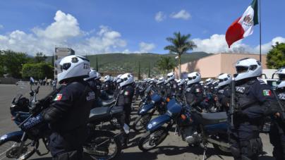 ¿Quién quiere ser policía? | México tiene solo la mitad del mínimo de agentes estatales requeridos