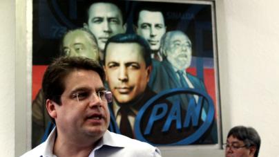 Antidemocracia y corruptos dañaron al PAN en las elecciones: Roberto Cruz