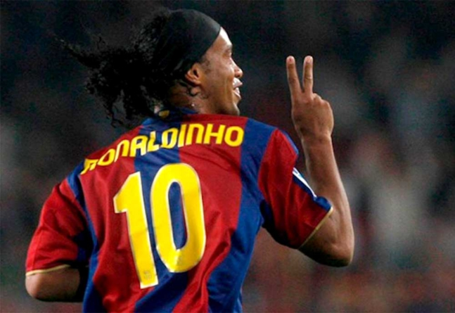 ¡Hasta siempre Ronaldinho!