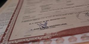 Diputados buscan que actas de nacimiento no tengan caducidad en Sinaloa