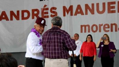 Obrador felicita a Tomateros y promete fortalecer la Liga Mexicana del Pacífico… pero le iba a Mayos
