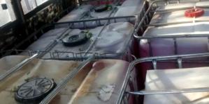 Huachicoleros | En el 2017 aseguraron 45 mil litros de combustible robado solo en Culiacán
