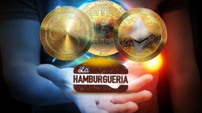 En Sinaloa, La Hamburguería ya acepta pagos con criptomonedas