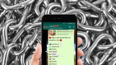 Las cadenas de Whatsapp en peligro de extinción
