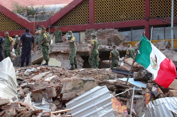 SSN: en 2017 se registraron más de 26 mil sismos en México
