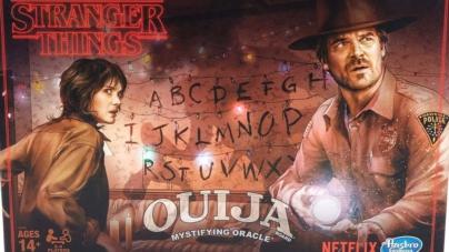 Hasbro se alía con Netflix para crear una 'ouija' para niños con temática de Stranger Things