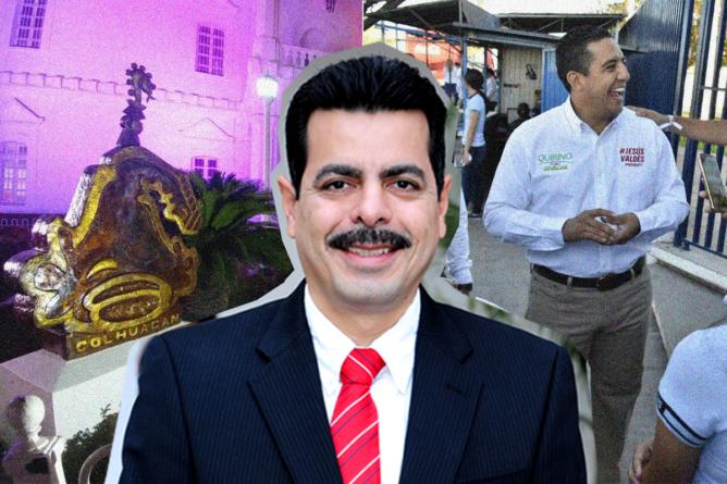 Habemus alcalde en Culiacán | Previo a elecciones, releva 'Tony' a 'Chuy'