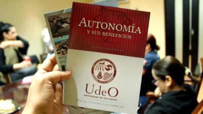 'La UdeO no bajará el precio de las colegiaturas… de momento': rectora