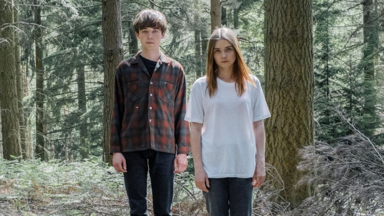 The End of the F***ing World: la nueva serie adictiva de Netflix