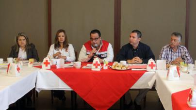 Este viernes comienza la Colecta Escolar 2018 de la Cruz Roja; van por más de 5 MDP