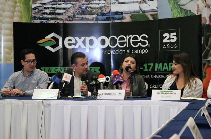Reporte ESPEJO | Expoceres 25: hablar con crudeza sobre el agro