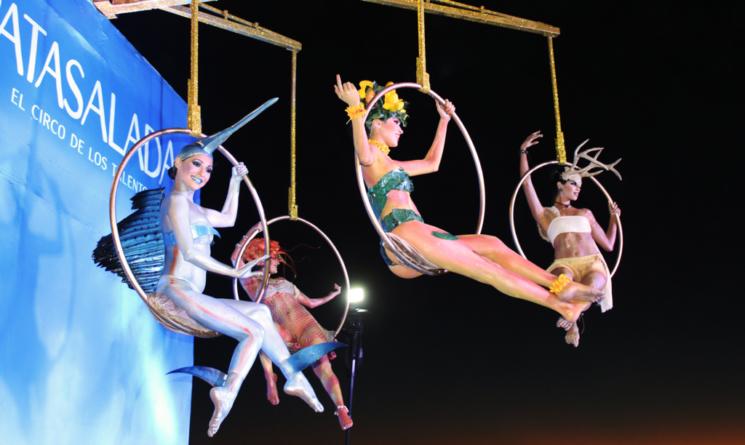 Carnaval Internacional de Mazatlán | Una fiesta muy patasalada