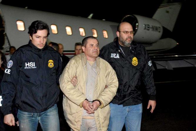 Cuenta regresiva para la sentencia del 'Chapo' Guzmán, se dará el miércoles