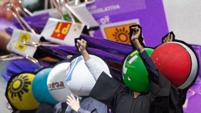 ¿Cómo gastan los precandidatos? | En promedio 500 mil pesos diarios