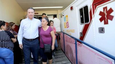 'Ningún paciente del Hospital Pediátrico se quedará sin recibir atención': Quirino Ordaz