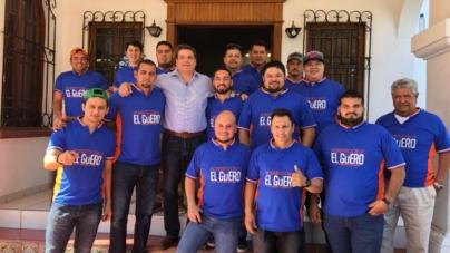 'Kochulito' y 'Chikote' Ayala serán los suplentes de Roberto Cruz para la diputación federal