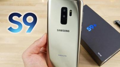 Se filtran las características de los Galaxy S9 y S9+ de Samsung