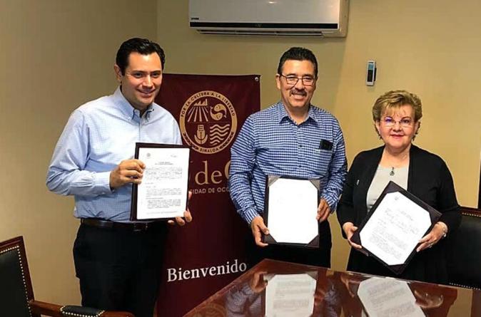 UdeO y Canietti firman convenio para preparación laboral de estudiantes