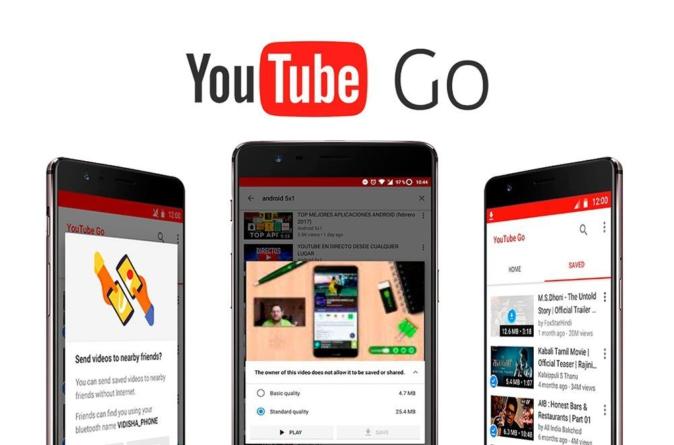 YouTube Go llega a Latinoamérica | Ahora podrás ver videos sin necesidad de internet