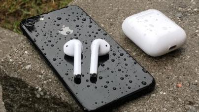 Apple: los próximos AirPods incluirán comandos de voz resistentes al agua