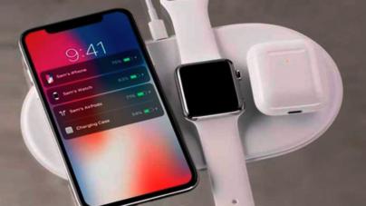 AirPower | El cargador portátil de Apple llegaría en marzo al mercado