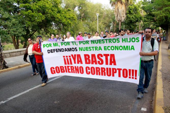 Reporte ESPEJO | Nada nuevo: Sinaloa es de los más corruptos en México