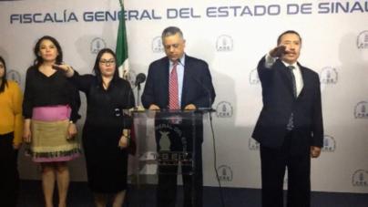 Fiscalía de Sinaloa nombra a vicefiscales anticorrupción y en materia electoral