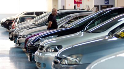 Baja 10.4% crédito automotriz; sube 11.5% importación de usados: AMDA
