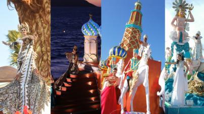 Carnaval de Mazatlán | Estas son las 10 mejores carrozas reales de los últimos años