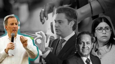 Meade presenta su equipo de campaña | buscarán hacerlo crecer en las encuestas