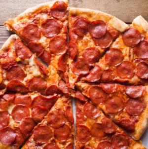 Hoy toca pizza   La pizza es una opción más nutritiva para tu desayuno que un tazón de cereal