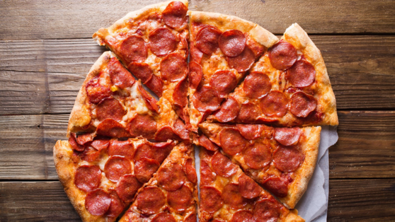 #LaPizzaHaceLaFuerza | Kermés de la Pizza: Por una amistad hecha al horno