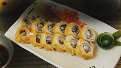 Historias de histeria | El sushi de la discordia