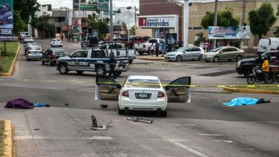 Culiacán y Mazatlán en la lista negra de las 50 ciudades más violentas del mundo