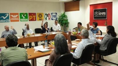 Medios sinaloenses no han publicado encuestas electorales todavía: IEES