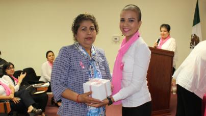 Grupo GAMMA entrega más de 100 prótesis a mujeres que luchan contra el cáncer de mama