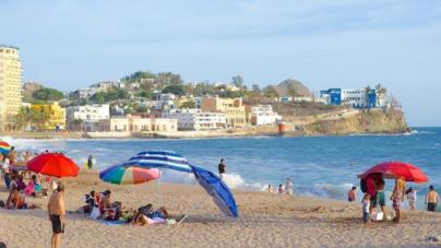 Cierran playas en Sinaloa para evitar contagios de Covid-19