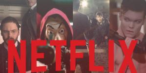 Ladrones enmascarados, caminantes y viajeros espaciales, de lo nuevo que llega a Netflix en abril