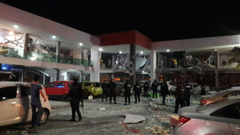 Incidente en plaza Lemaz: una explosión anunciada