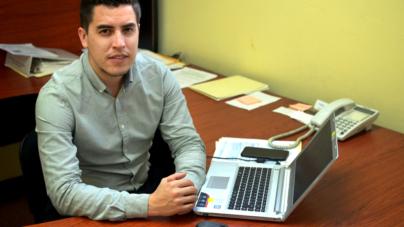 Entrevista al director de RedPlus | 'Mi reto es sentar bases para transformar la movilidad en Sinaloa': Said Osuna