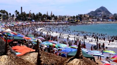 Estiman derrama económica de alrededor de mil 280 millones de pesos en Sinaloa por Semana Santa