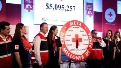 Reporte ESPEJO   Alista tu donativo; inició la colecta de Cruz Roja 2018