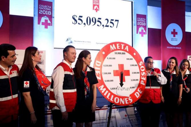 Reporte ESPEJO | Alista tu donativo; inició la colecta de Cruz Roja 2018